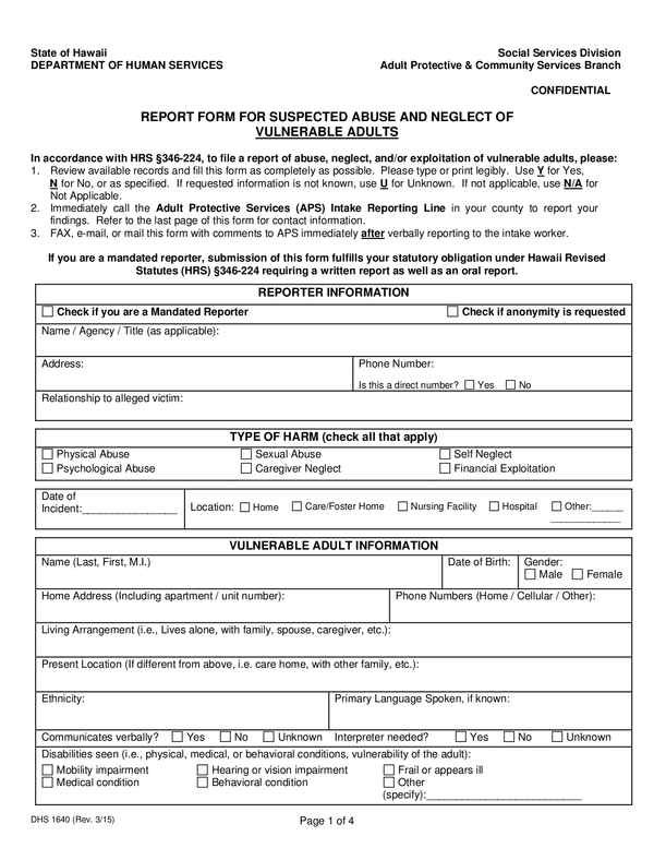 Fill - Free fillable forms for the state of Hawaii
