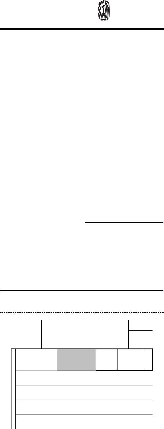 Fill - Free fillable Payment Voucher Form 1041-V PDF form