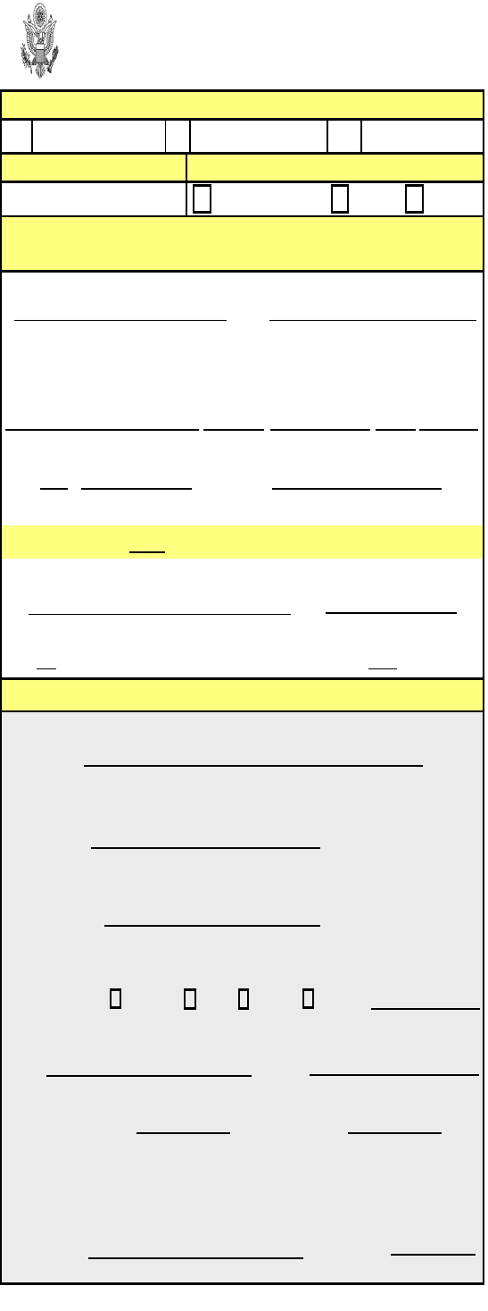 image regarding Ds 3053 Printable Form identified as Fill - Totally free fillable Assertion of Consent or Exclusive